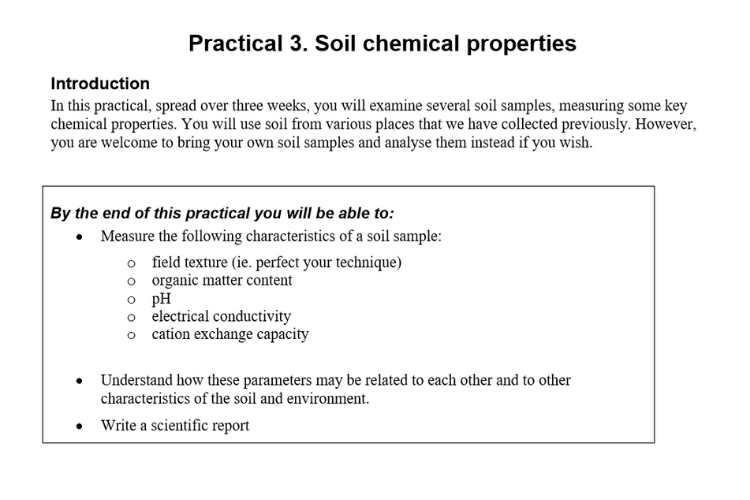 Plant and Soil Science Assignment Sample