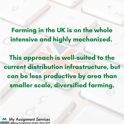 Crop Production Systems assignment help