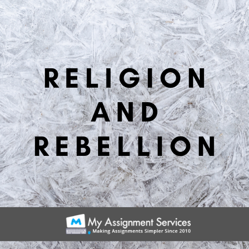 religion and rebellions