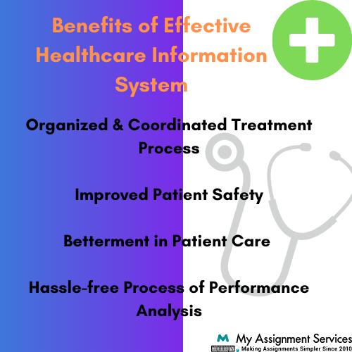 Healthcare Information System benefits