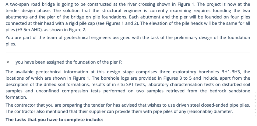 Geotechnical Engineering Assignment help