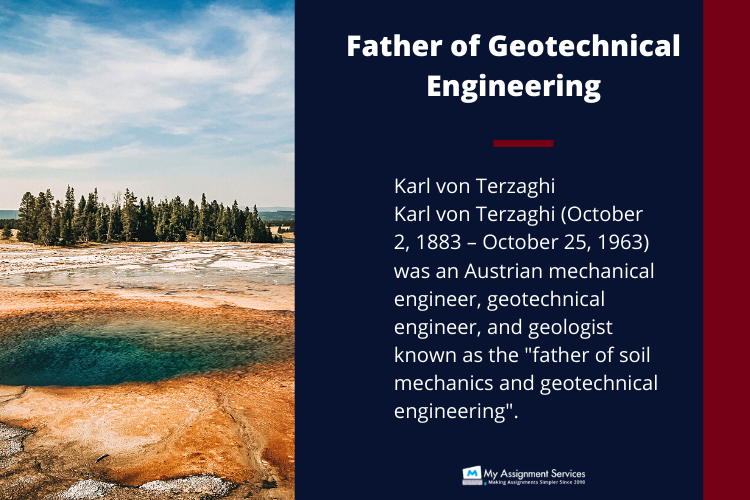 father of Geotechnical
