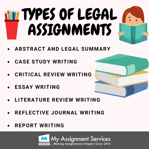 types of legal assignments