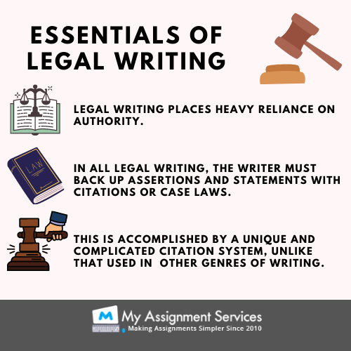 essentials of legal writing