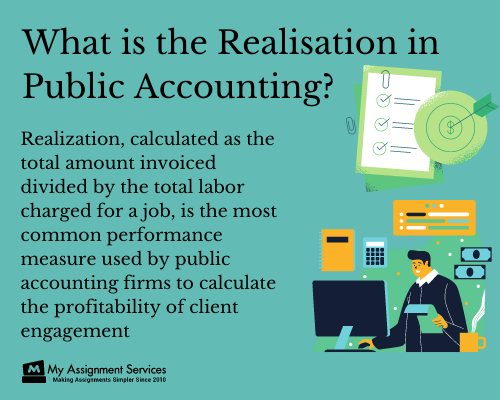 realisation in public accounting