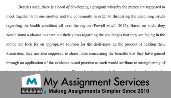 Undergraduate Dissertation Sample