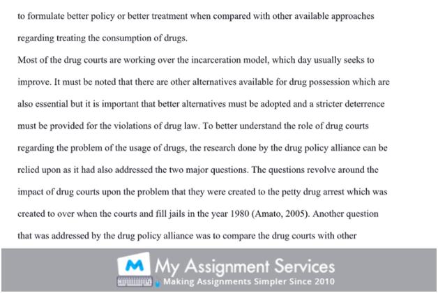 Criminology Dissertation Ideas Sample