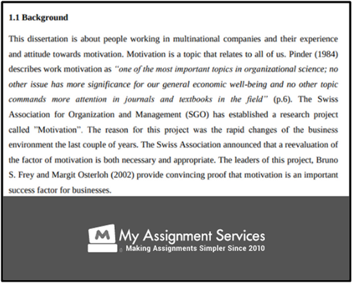 HRM Dissertation Topics Sample