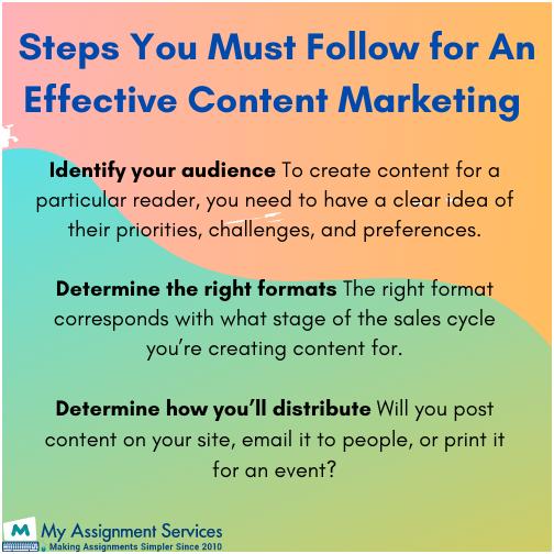 Content Marketing Dissertation Writing Help