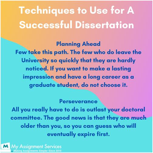 business dissertation example ideas
