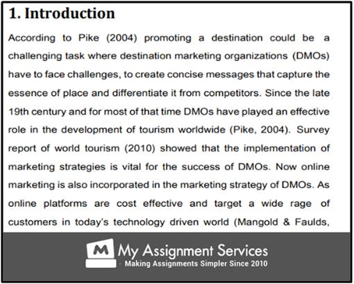 Social Media Marketing Dissertation Sample