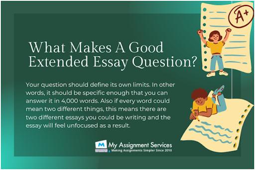 Extended Essay Help