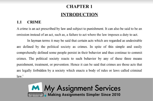 dissertation chapter 1 introduction