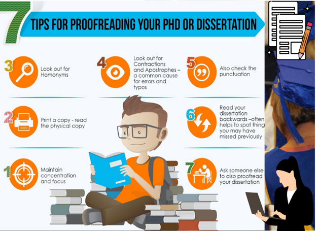 7 tips for proofreading