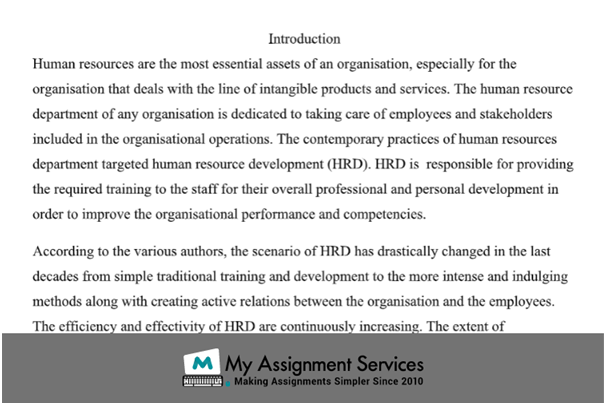 CIPD Assignment Solution
