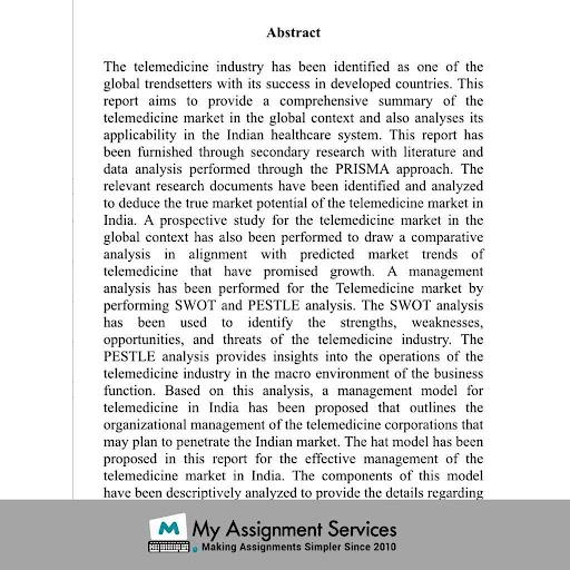 dissertation help Sheffield Online