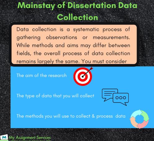 dissertation data collection help