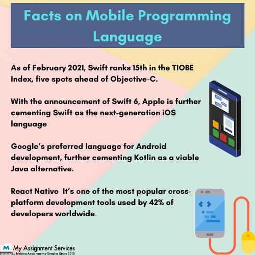 Mobile Programming Dissertation Help