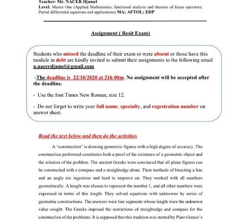 resit dissertation help online