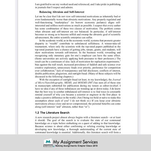 Scientific paper writing help online