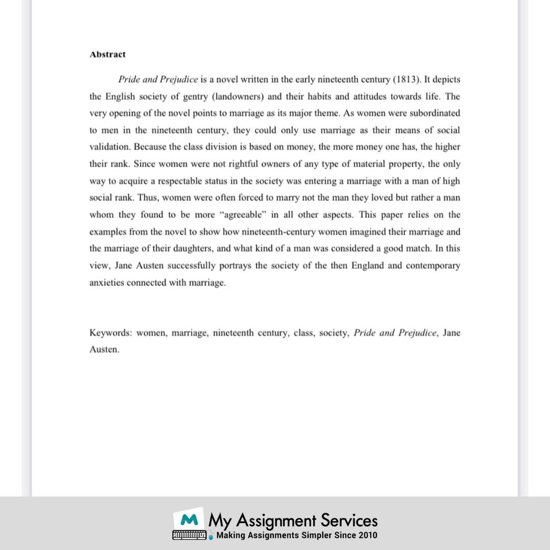 Literature college assignment sample by our experts