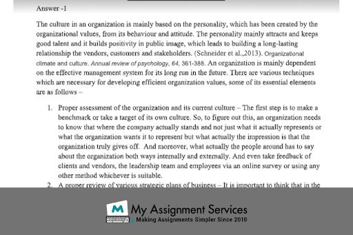 Best Strategic Planning Assignment Help
