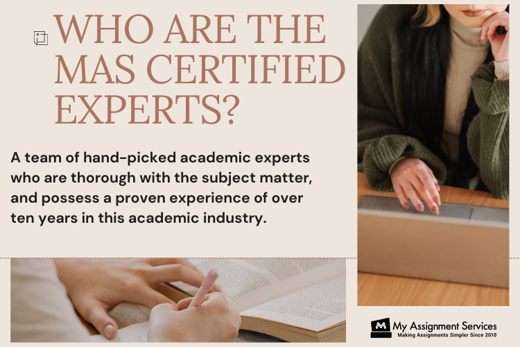 who are the mas certified experts