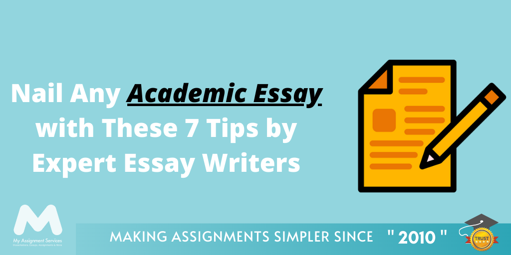 7 Tips for essay writing