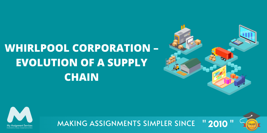 WHIRLPOOL CORPORATION – Evolution of a Supply Chain