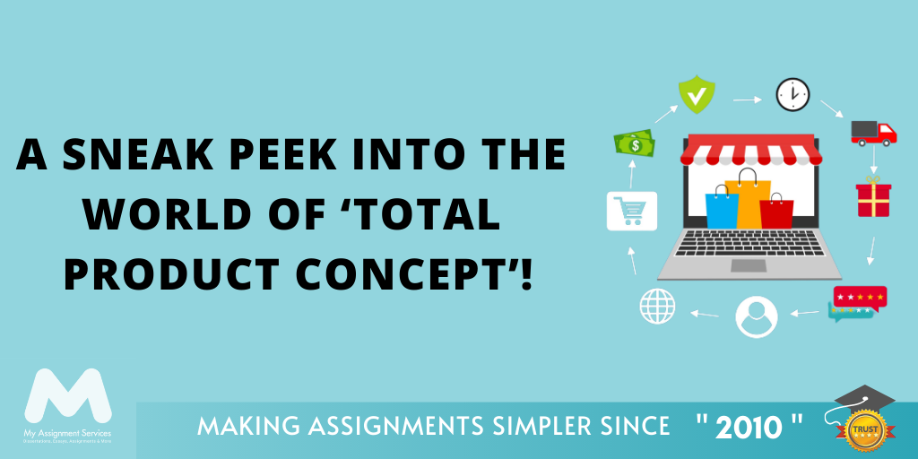 What is Total Product Concept?