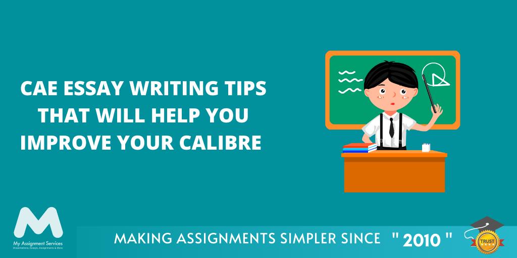 CAE Essay Writing Tips