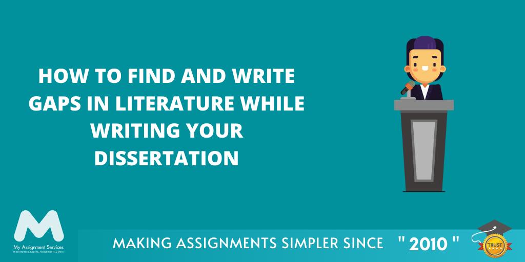 Literature  Writing for Dissertation