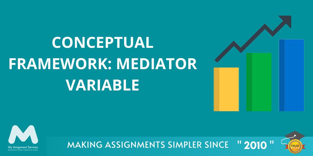 Conceptual Framework Mediator Variable