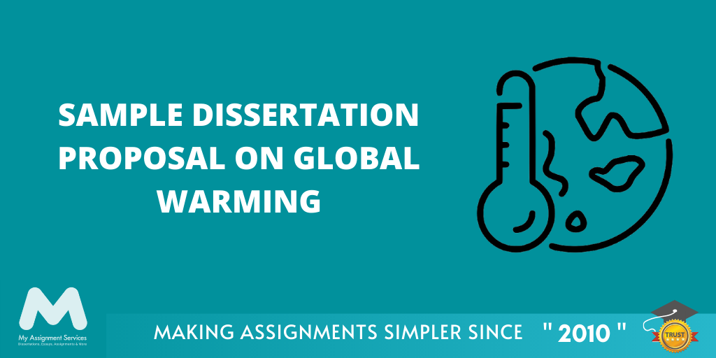 Sample Dissertation Proposal On Global Warming