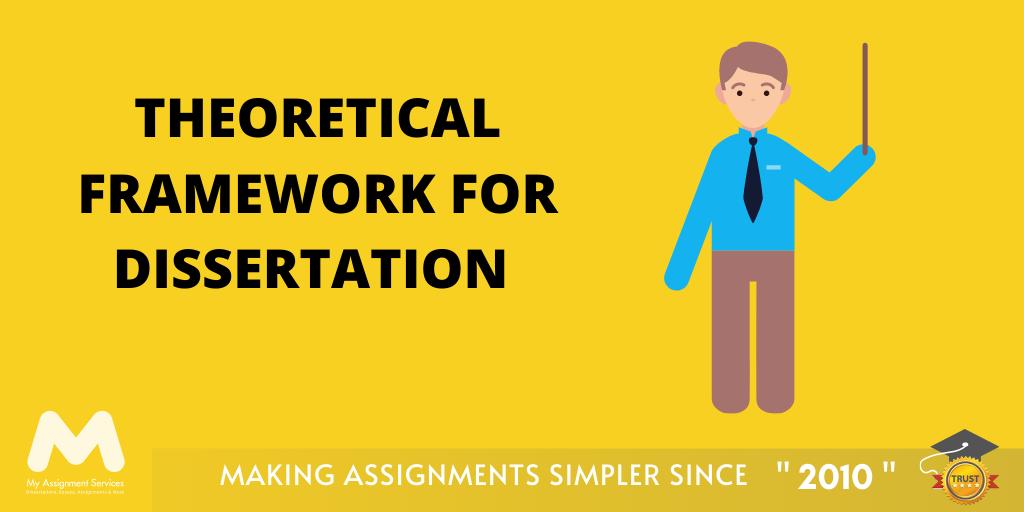 Theoretical Framework For The Dissertation