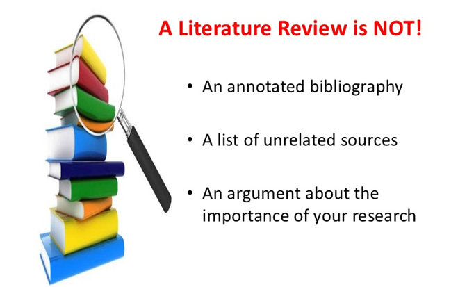 Dissertation literature review fisk universty