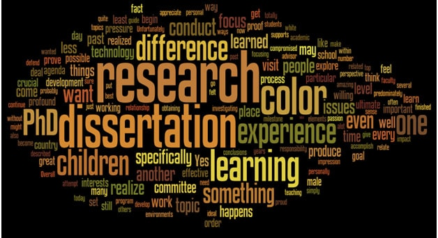 Dissertation Topic Tips