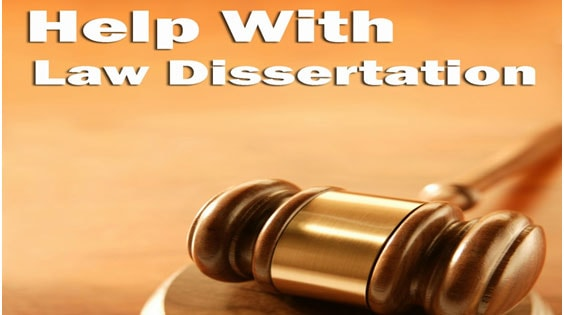 Law Dissertation Help UK