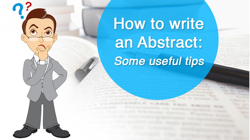 Dissertation abstract tips