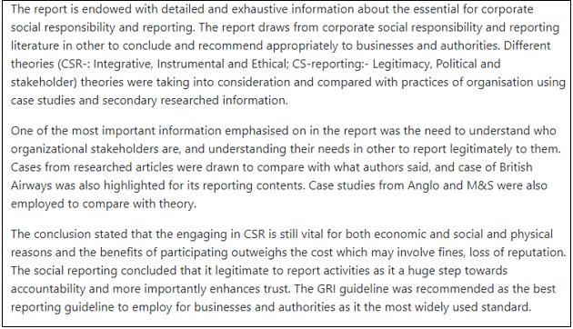 Corporate Social Responsibility Advantages and Disadvantages