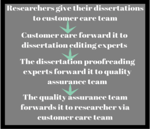 editing services for dissertations