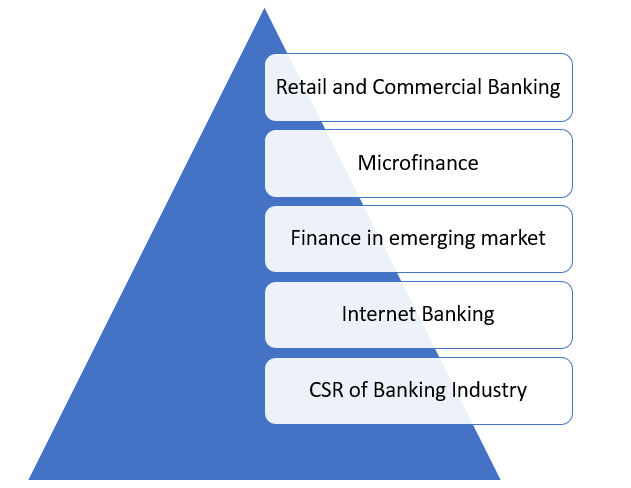 Retail and Commercial Banking dissertations