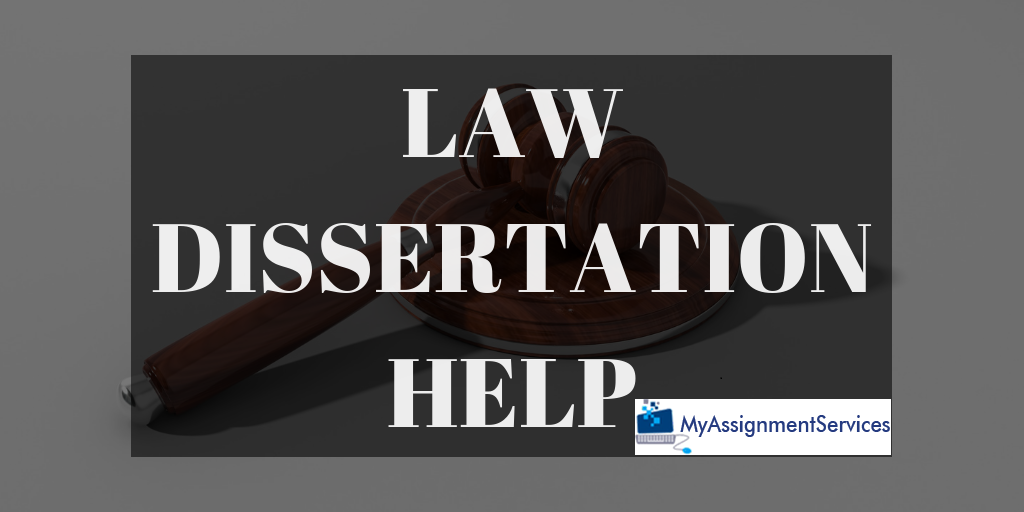 Here Are Few Law Dissertation Topics To Get You Started!