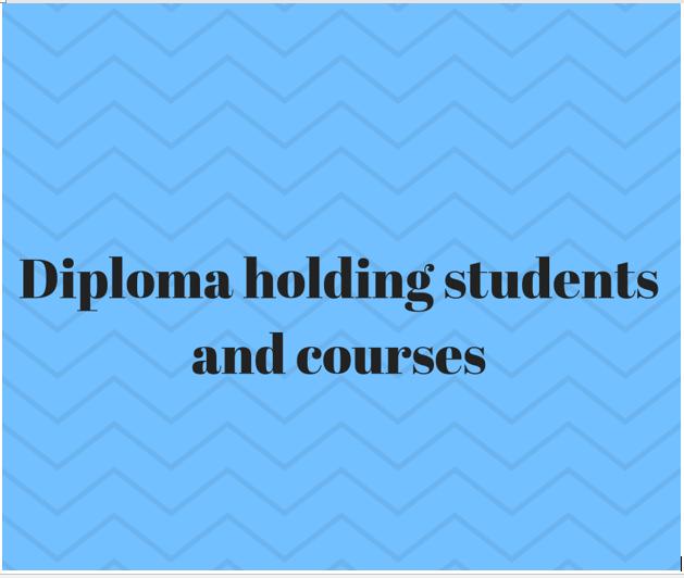 Diploma Students Dissertation