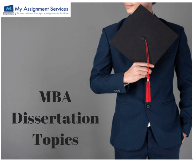 15 Catchy MBA Dissertation Topics for You!