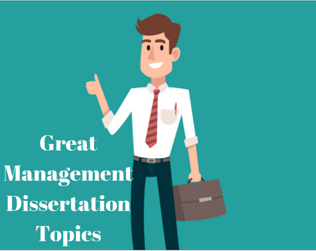 Management dissertation topics