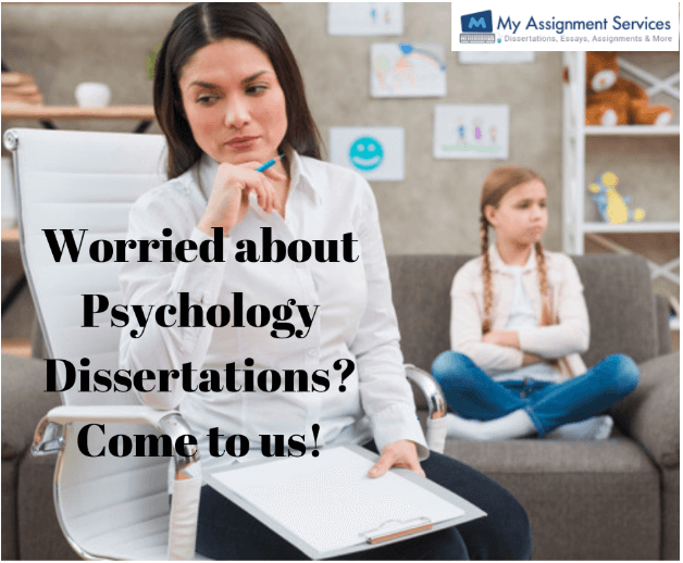 Psycology dissertation topics
