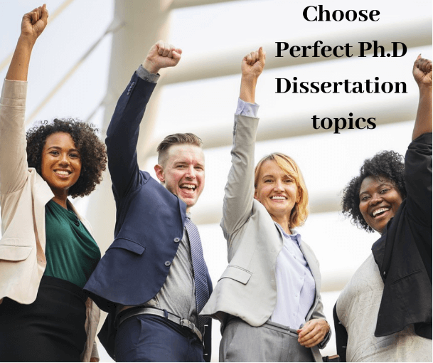 P.H.D Dissertation Examples