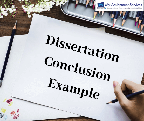 Master The Conclusion With a Dissertation Conclusion Example