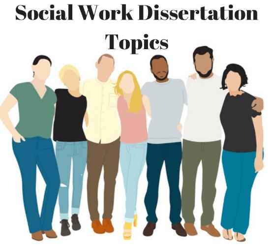 Dissertation funding social work